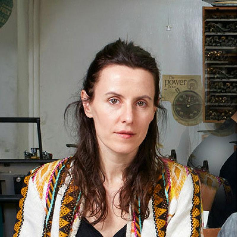 Kate Rochester bookbinding