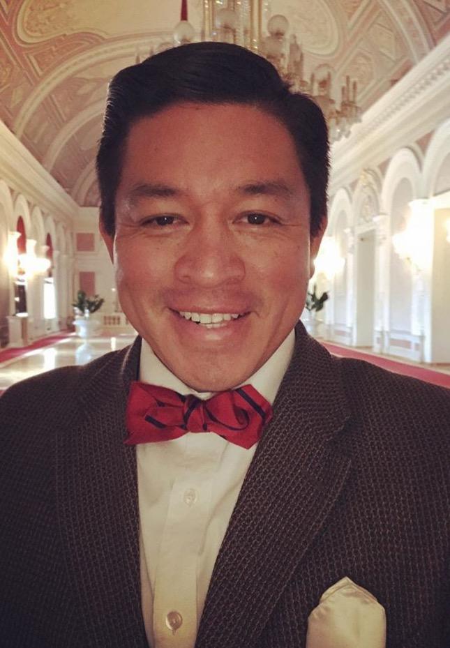 Eddie Reyes, J.D., M.Ed.