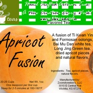 Apricot Fusion from 52teas