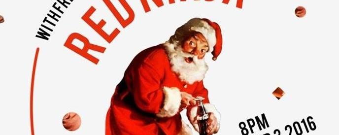 Red Ninja Christmas Parteh!