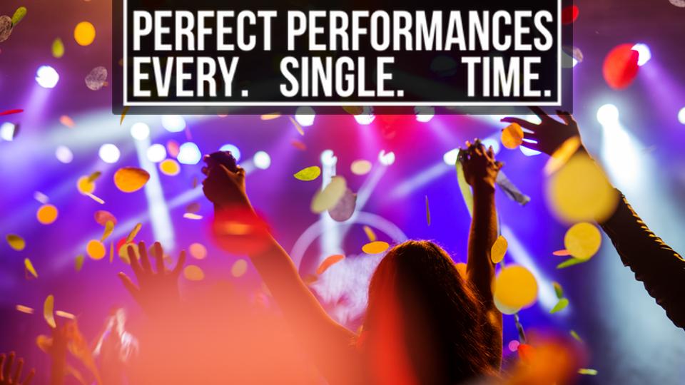 DJ TJ Training – Perfect Performances