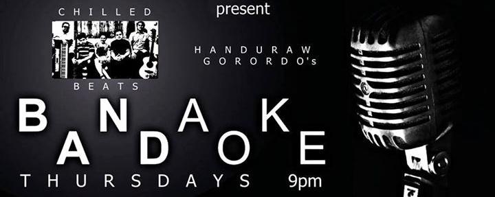 Bandaoke Thursdays!