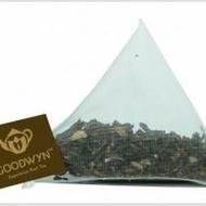 Organic Darjeeling Silken Pyramid Infusers from Goodwyn Tea