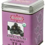 Organic Acai Green Tea from Brew La La Tea