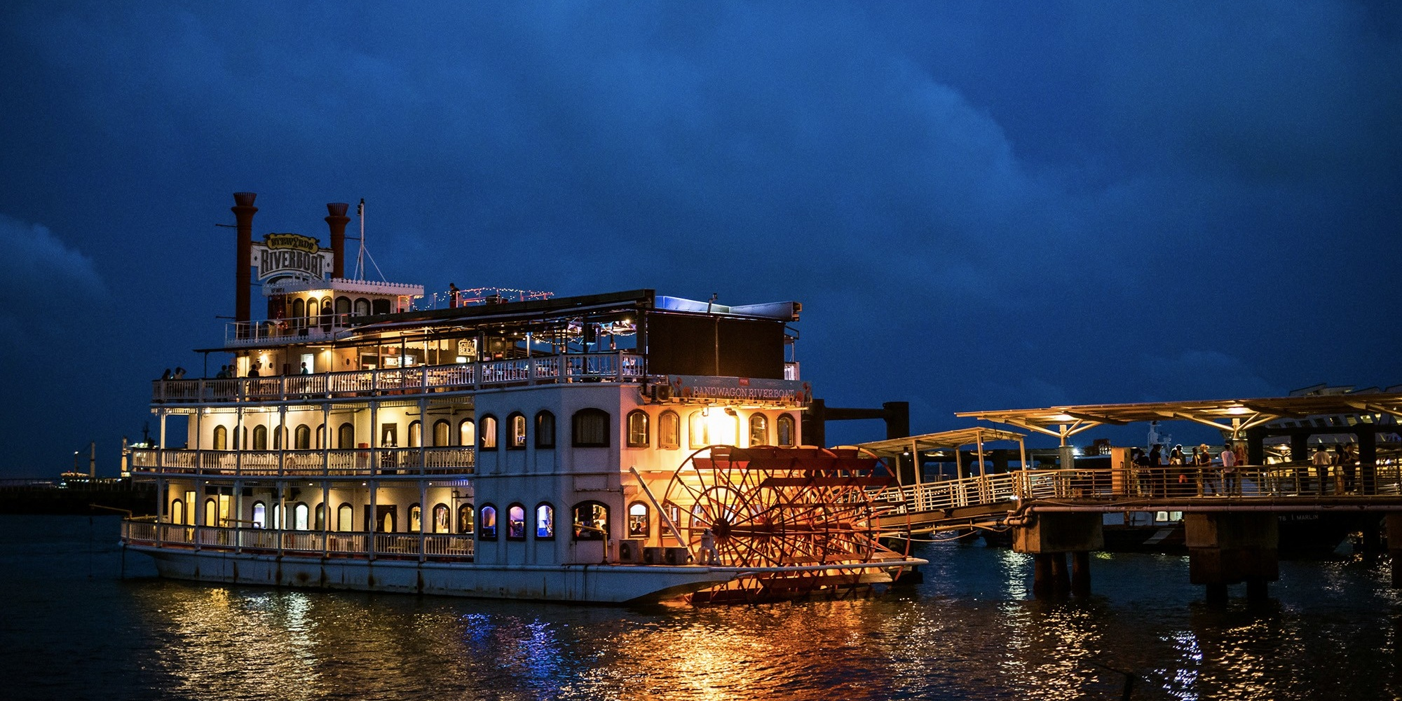 Bandwagon Riverboat returns with an all-night house and techno party till sunrise