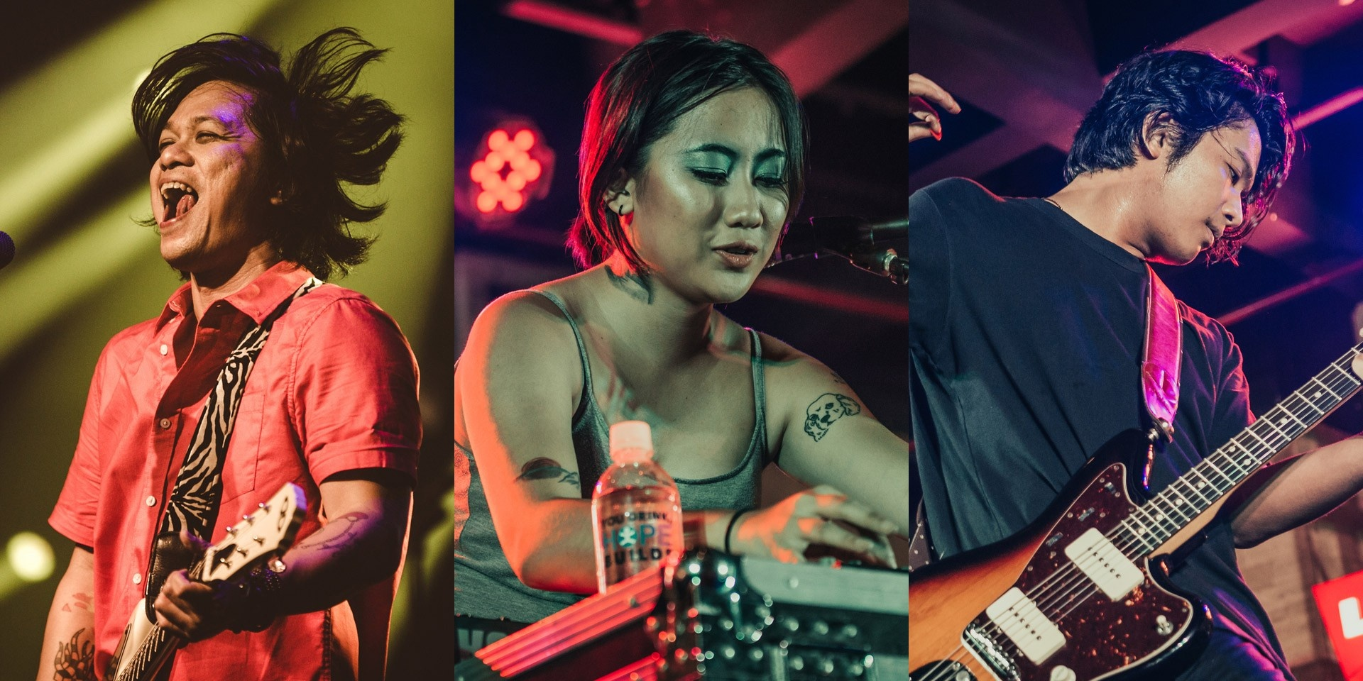 Sandwich, BP Valenzuela, She's Only Sixteen, and more to perform at COUNTED: A Voter Registration  Party