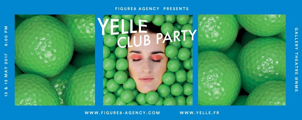 YELLE live in Singapore