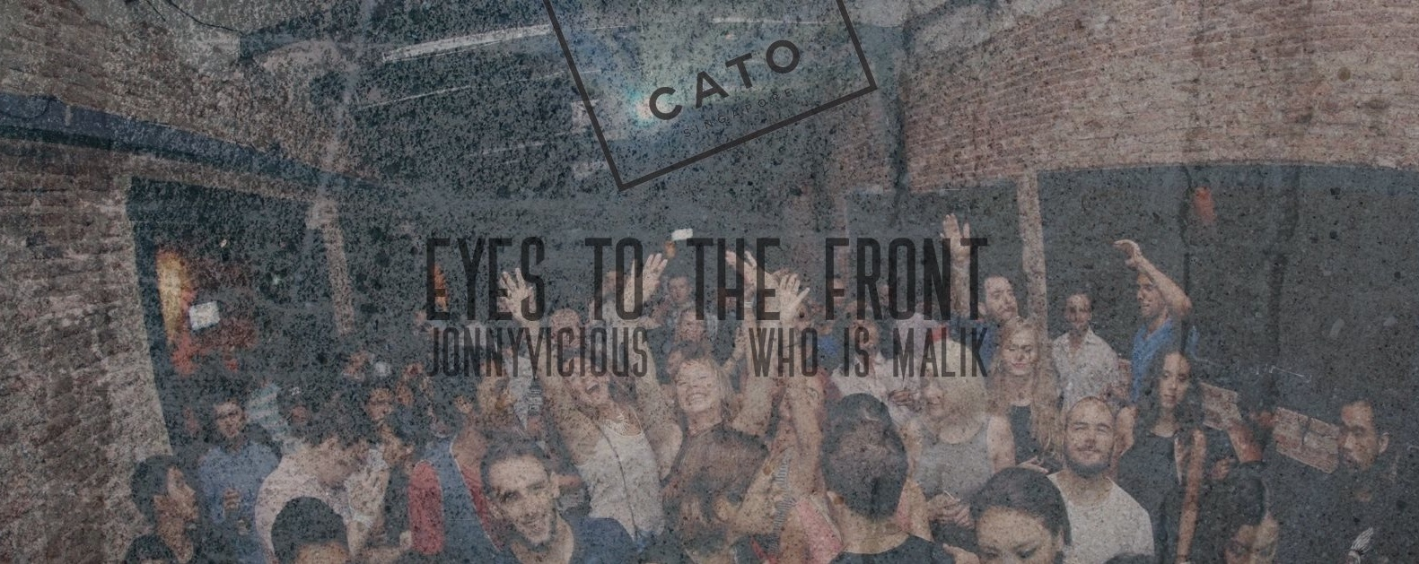 Eyes to the Front - Loft Party