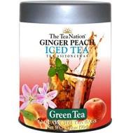 Ginger Peach - Green Tea - Iced Tea from The Tea Nation