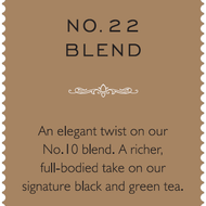 No. 22 from Murchie's Tea & Coffee