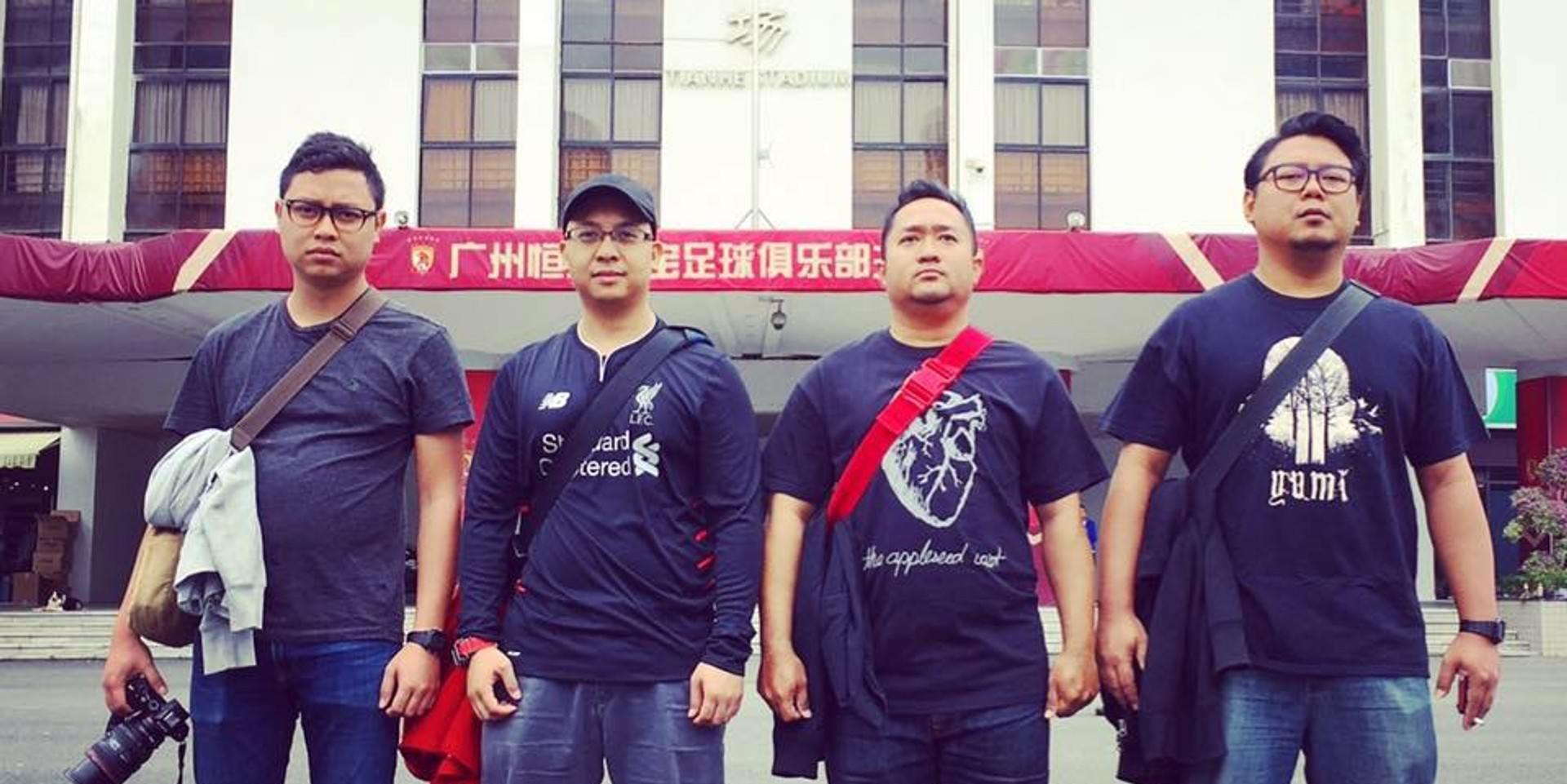 WATCH: Paint The Sky Red document China tour in video diary