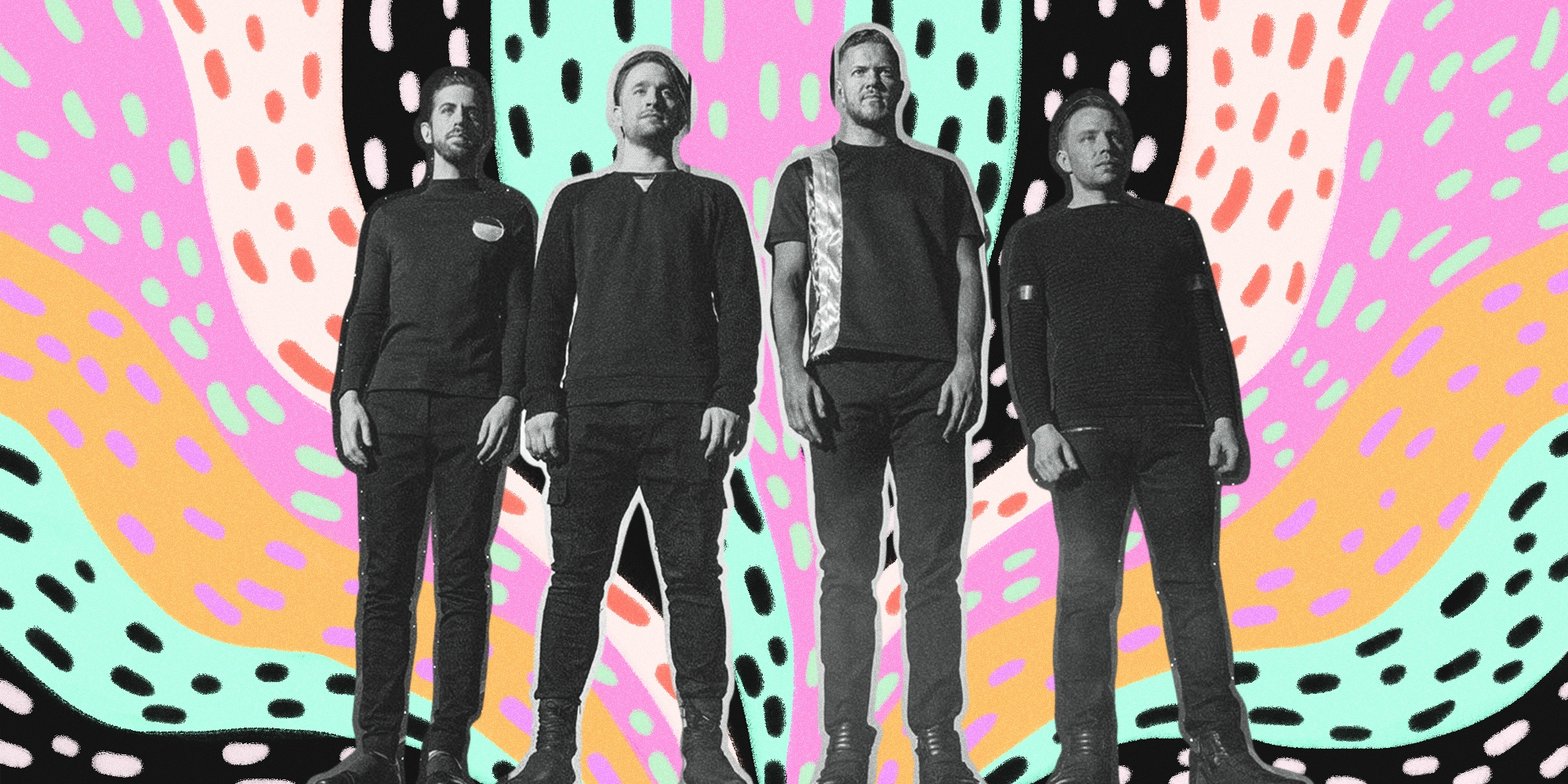 Imagine Dragons have many singles — here's all of them, ranked |