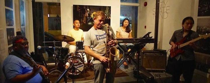 Bluemonks Jazz Jam