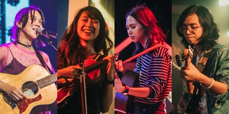 Reese Lansangan, The Ransom Collective, Clara Benin, and Munimuni to kickstart Oktoberfest Inuman Sessions