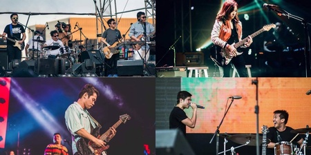 Over 30 Filipino musicians come together for Jam for Peace, a fundraiser for Marawi
