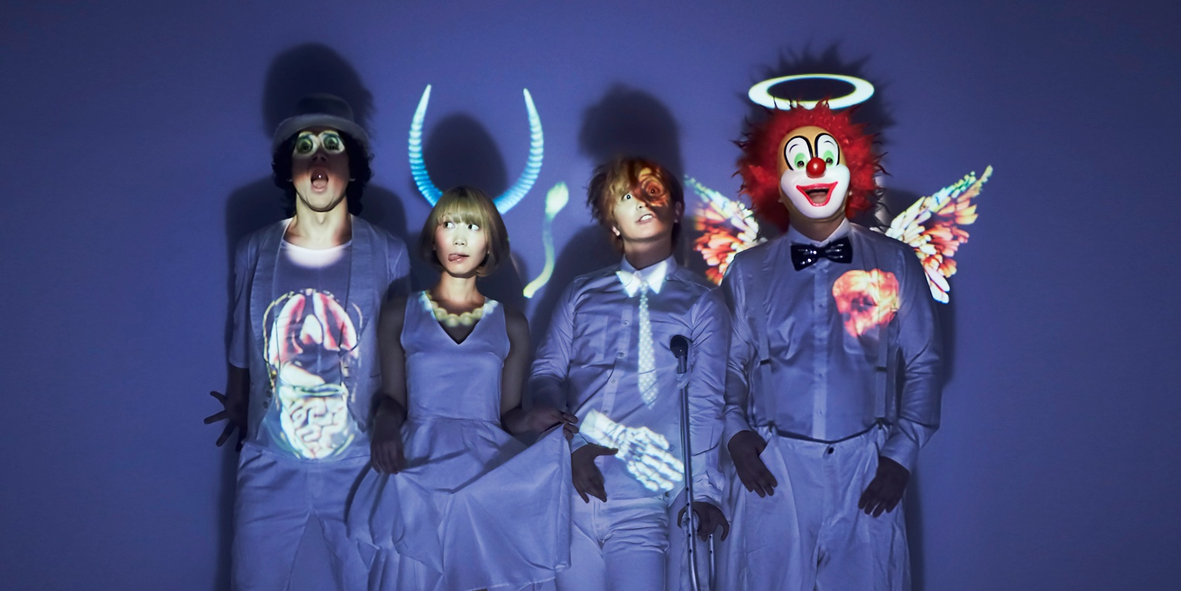 Japanese pop band Sekai no Owari to perform in Singapore