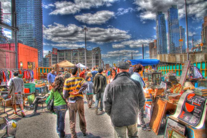 St. Louis Flea Market