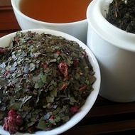 Blackberry Lime Guayusa from Butiki Teas
