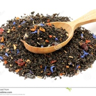 Black Tea with fruits and flower Petals from unknonwn