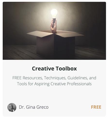 The Creative Toolbox