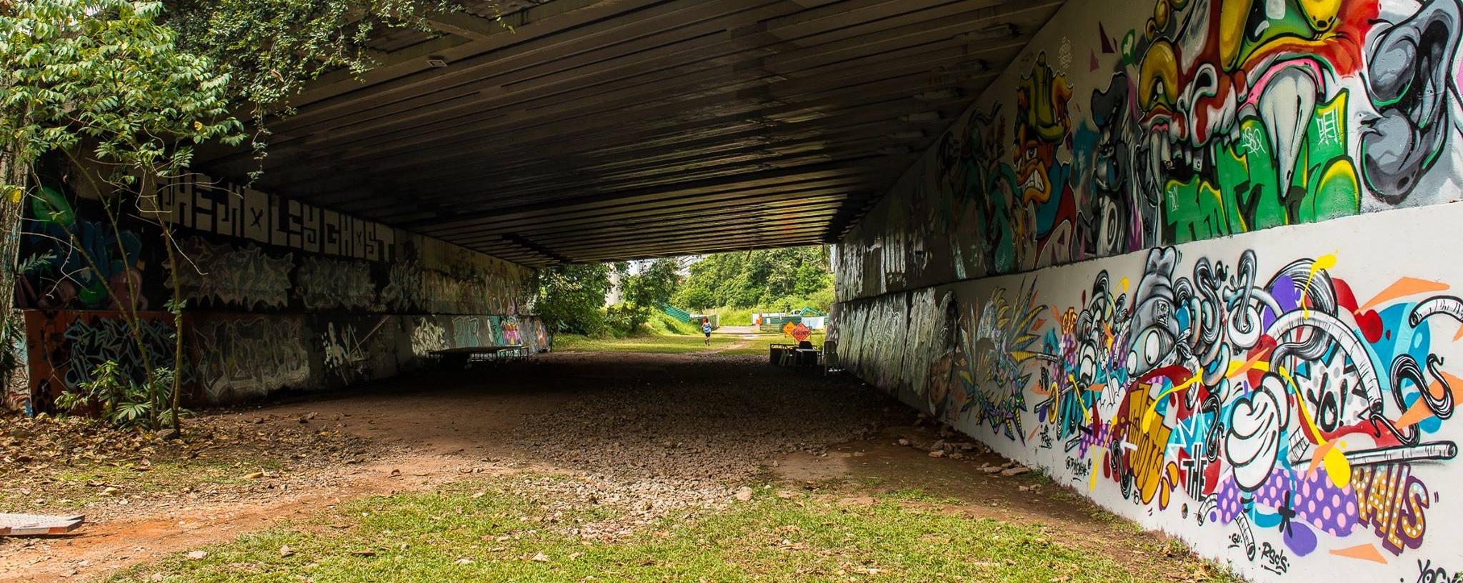 Rail Corridor Art Space