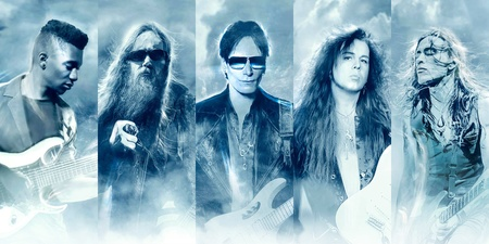 "Steve Vai: ""It didn't take much convincing"" to form Generation Axe"