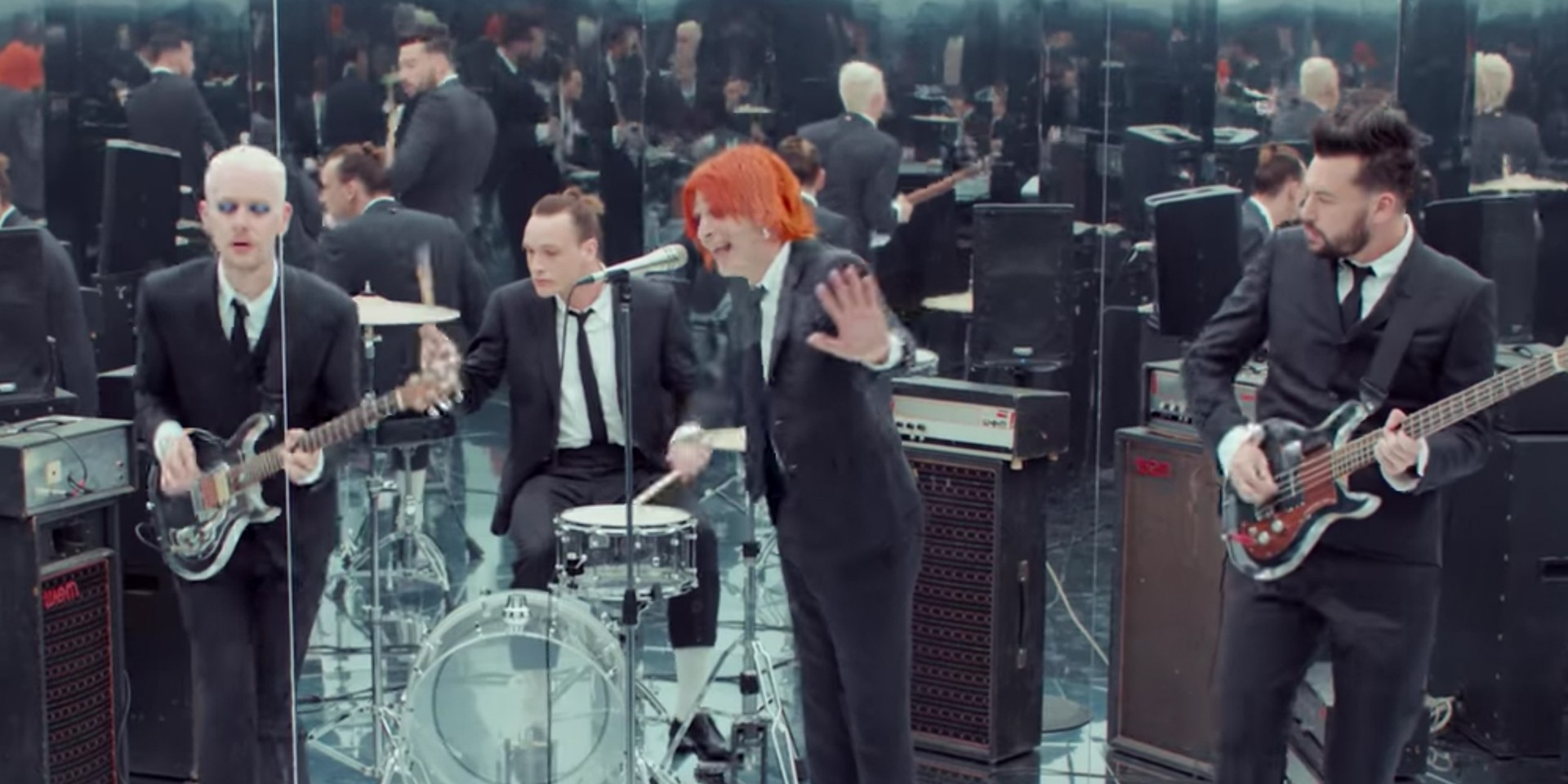 The 1975 change things up on comeback single 'Give Yourself a Try' –watch