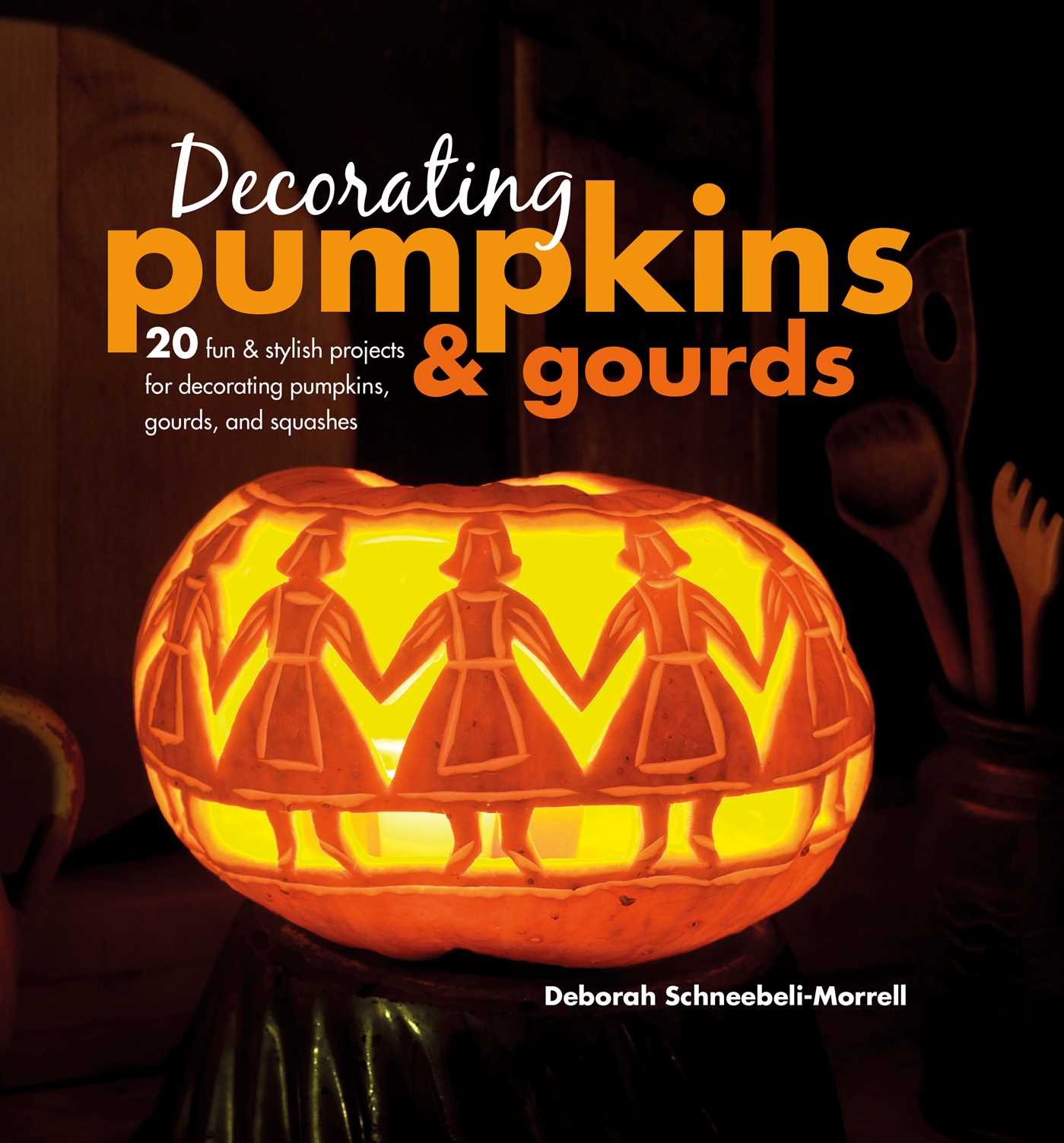 Decoraating Pumpkins
