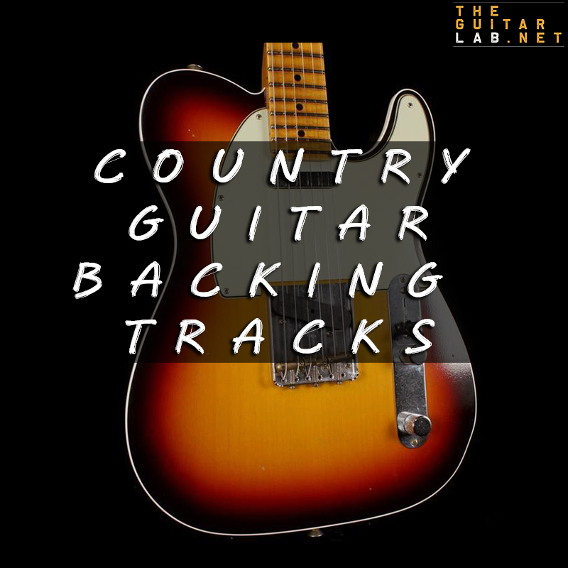 Country Guitar Backing Tracks