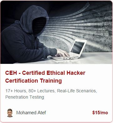 Online Free Ethical Hacking Training