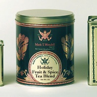 Holiday Fruit & Spice Blend from Mark T. Wendell