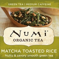 Matcha Toasted Rice from Numi Organic Tea