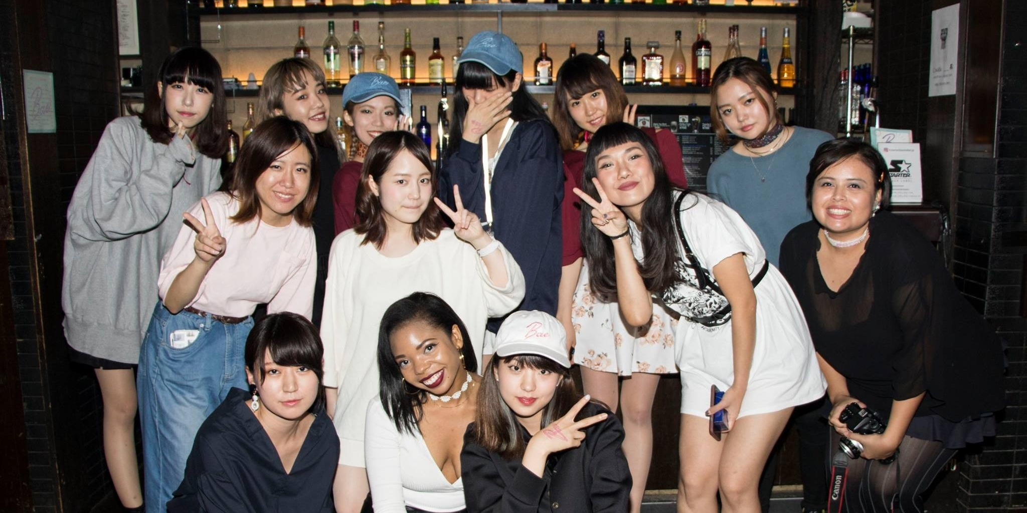 Good Times double header: Pushin'On turns 11 while ATTAGIRL teams with Bae Tokyo