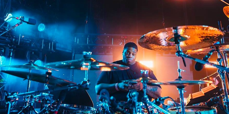 Aaron Spears to hold drum clinic in Singapore