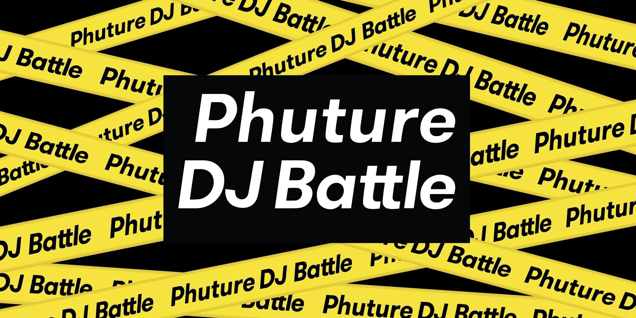 Phuture DJ Battle 2018 finalists announced