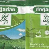 Siyah Çay Gizli Bahçe from Doğadan