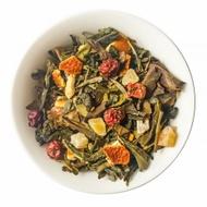 Mahalo Tea Peach Serenity White and Green Tea from Mahalo Tea