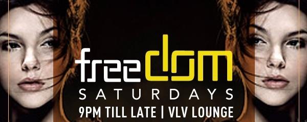 VLV Freedom Saturday ft DJ Kooler (KL)