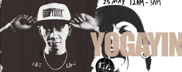 Kilo Lounge Thursdays presents YogaYin (IDN)