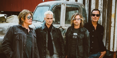 Stone Temple Pilots release new song 'Roll Me Under' – listen
