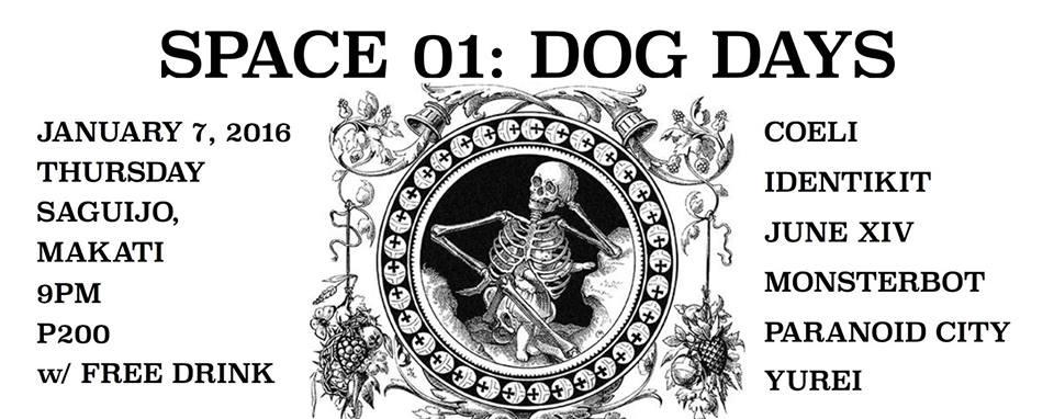 Space 01: Dog Days