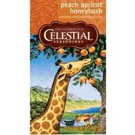 Peach Apricot Honeybush Tea from Celestial Seasonings