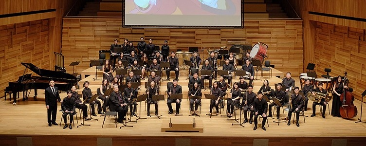 Top of the Charts – A Wind Band Pop Concert