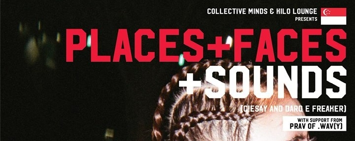 Collective Minds x Kilo Lounge present: Places + Faces
