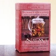 Sunset Oolong from Numi Organic Tea