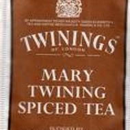 Mary Twining Spiced Tea from Twinings