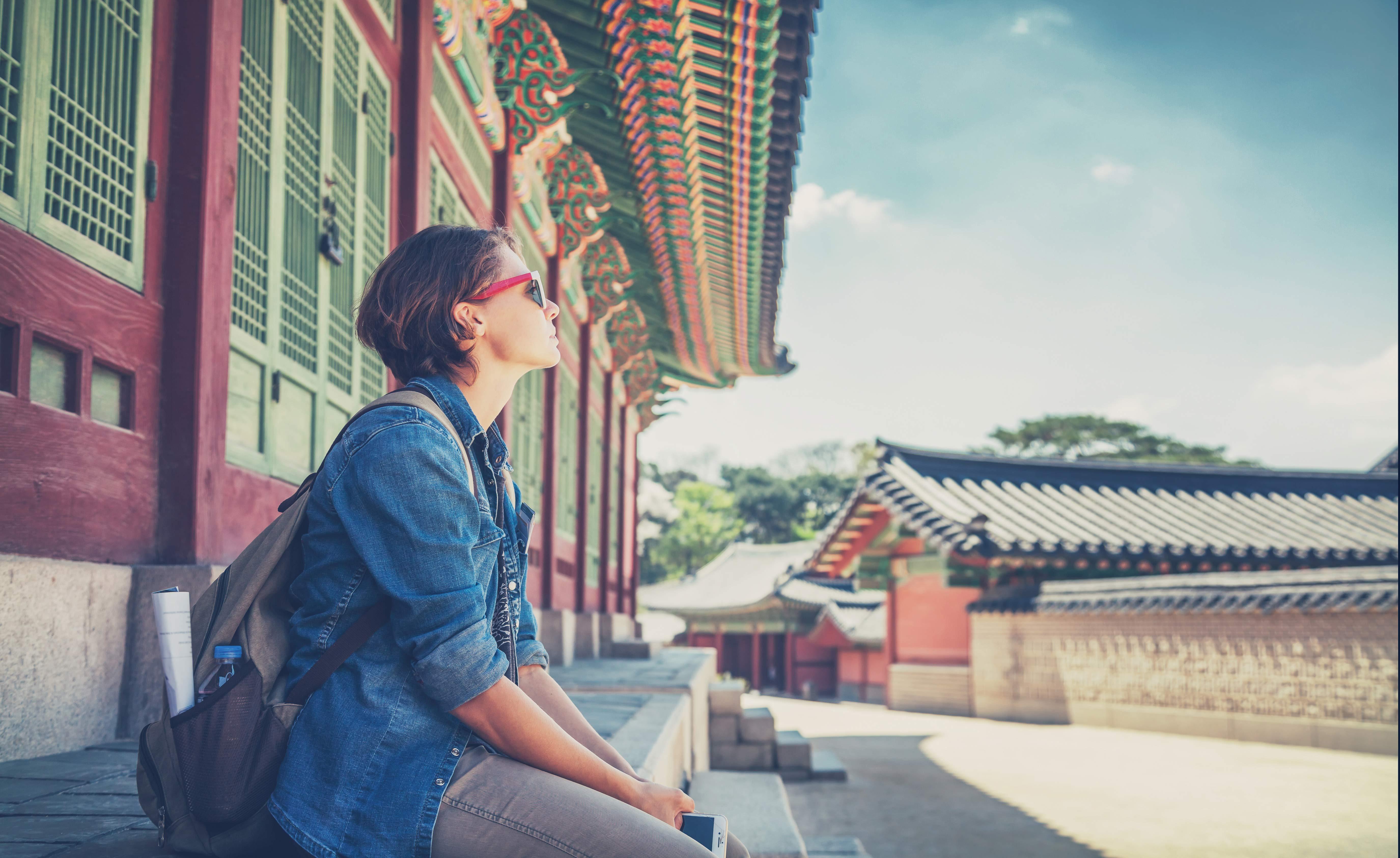 Travel Korean language course