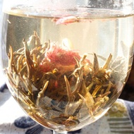 Flowering Green Jasmine Tea from Verdant Tea