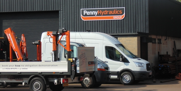 Lifting Equipment Manufacturer Penny Hydraulics