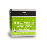 Arabian Mint Tea with Honey from Dilmah